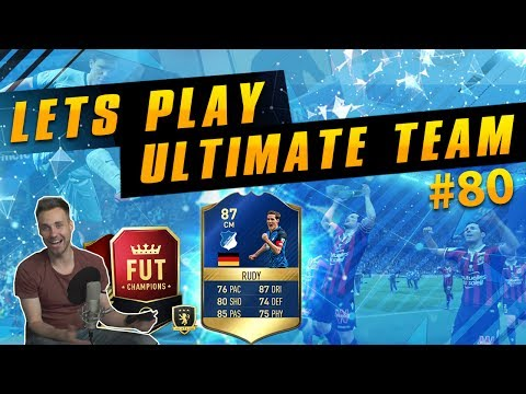 Daily Knockout Turnier Finale um TOTS Rudy | FIFA 17 Let's Play Ultimate Team #80