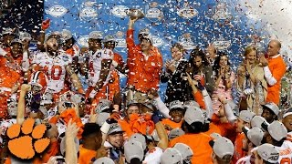Clemson Football: Next Steps To The 2016 National Championship | Hype Video