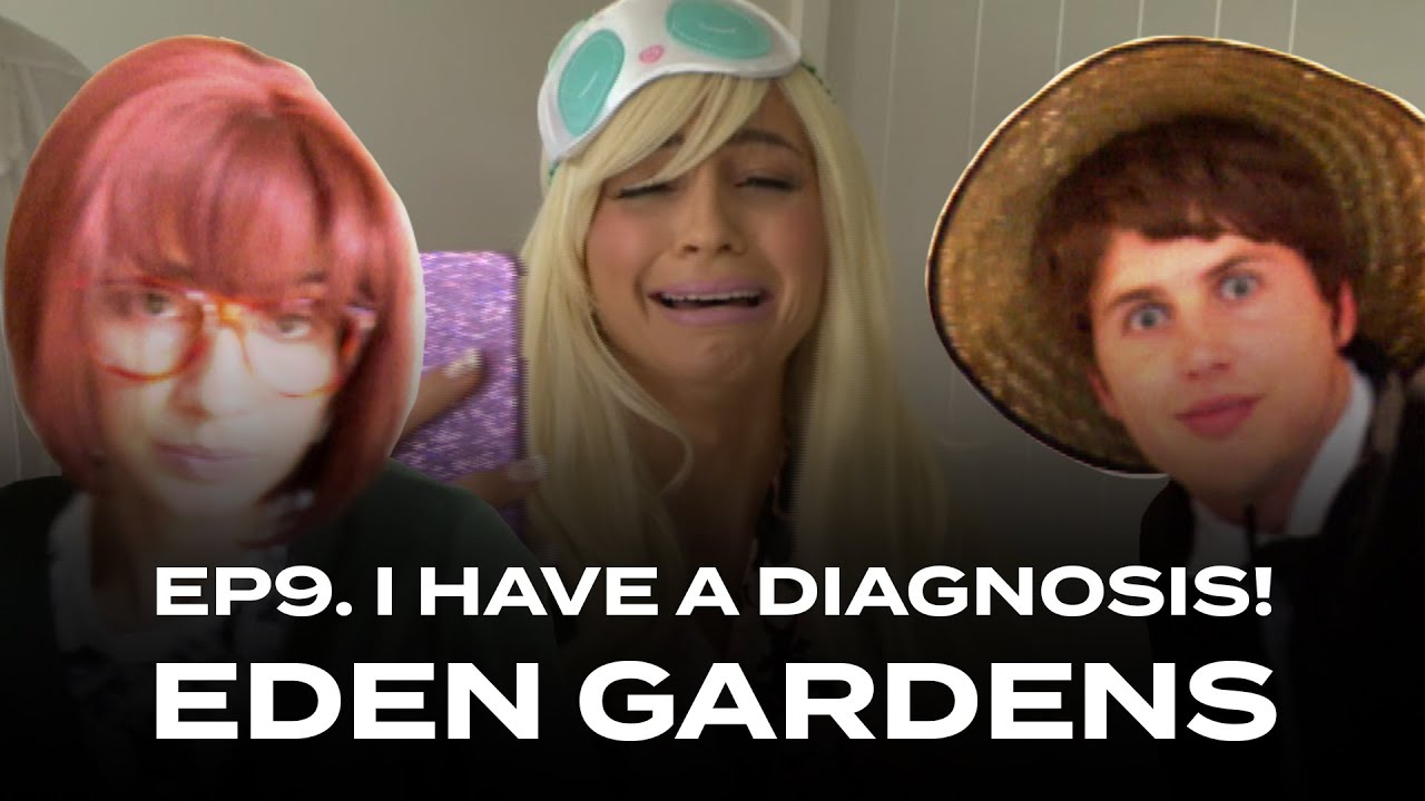 Eden Gardens - EP9. I HAVE A DIAGNOSIS! - Alistair has agreed to give all the flatties a check up and comes to an alarming diagnosis!
