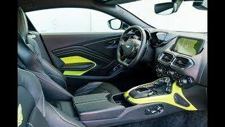 New Aston Martin Vantage Onyx Black Concept 2019 - 2020 Review, Photos, Exterior and Interior