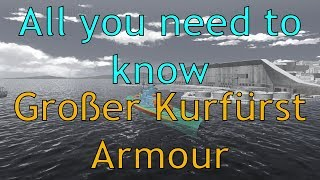 All you need to know about Großer Kurfürst armour