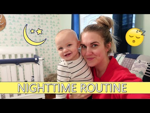 night-time-routine-of-a-mom-|-evening-routine-|-holt-&-ashley