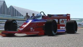 【rFactor2】TestLap Estoril Lola Haas-Ford THL2