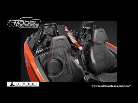 !!COMBO!! **COMING SOON** JL Audio and Polaris SlingShot !!COMBO!! **COMING SOON**