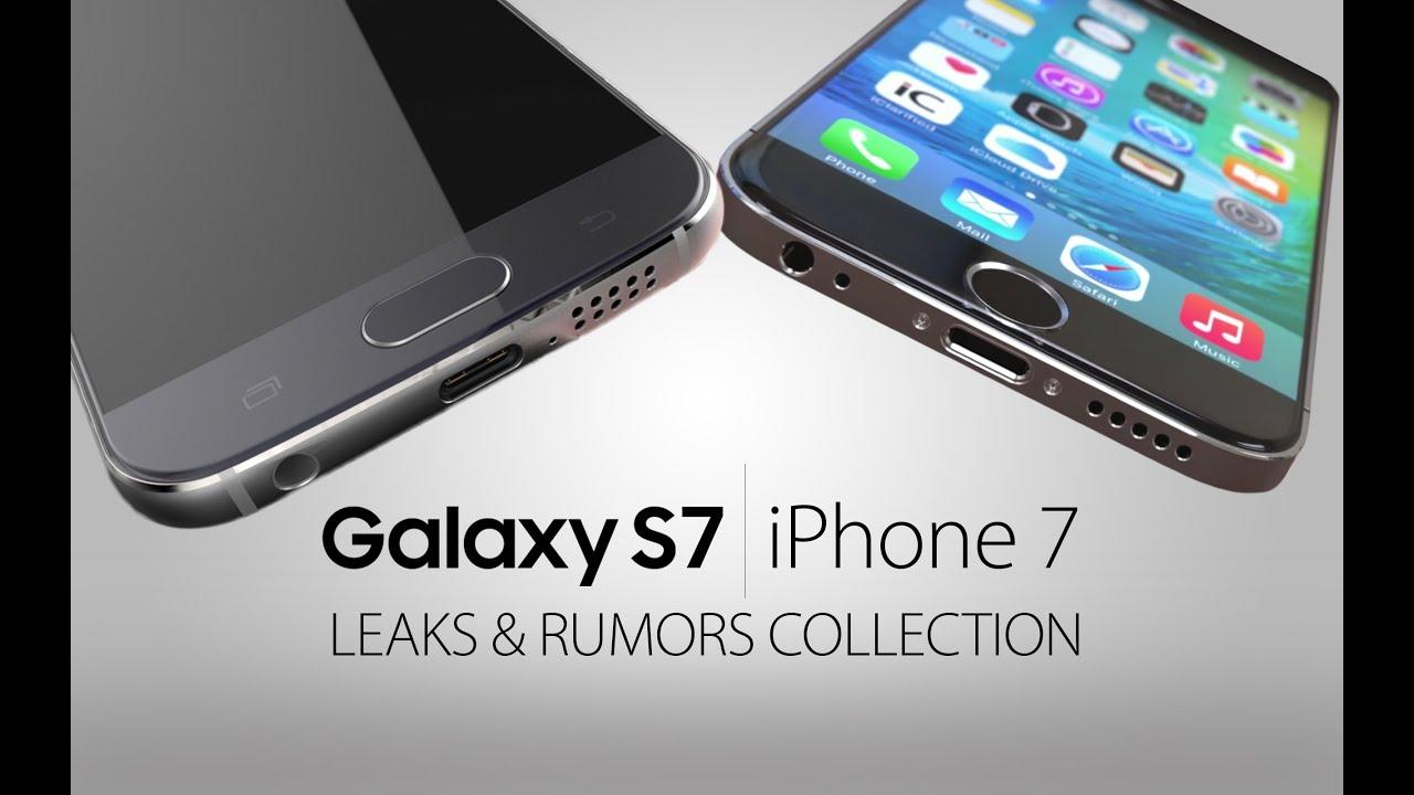 Galaxy S7 Byta Iphone 7
