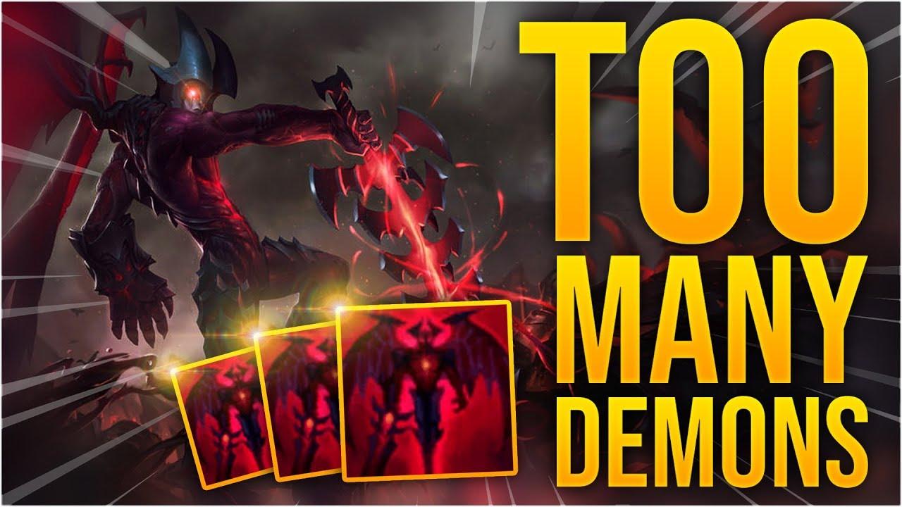 Demônios demais! (Guia e estratégia do TeamFight Tactics) + vídeo