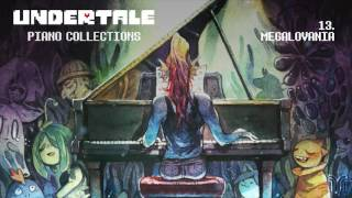 UNDERTALE Piano Collections: 13. Megalovania (David Peacock & Augustine Mayuga Gonzales)