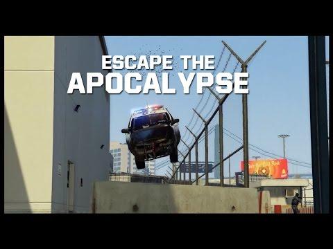 Escape the Apocalypse | GTA V Short Film
