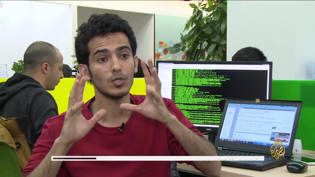 الجزيرة:هذا الصباح- بطاقة خضراء صينية لشاب يمني متميز