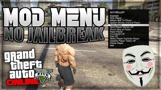 HOW TO GET A MOD MENU FOR GTA 5  PS3 (NO JAILBREAK)!! 2016