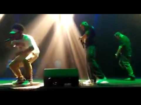 Chris Rivers & Cuban Link Perform Toe To Toe Live