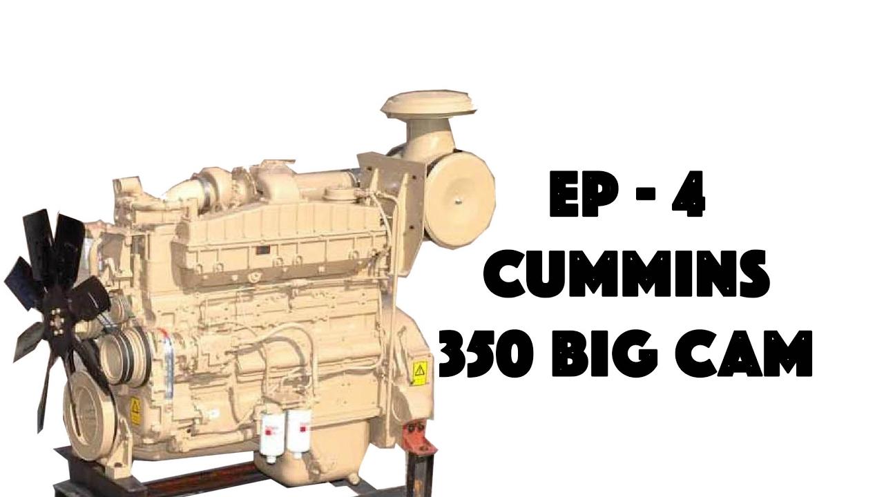 Cummins 350 BIG CAM - Ajuste de valvulas