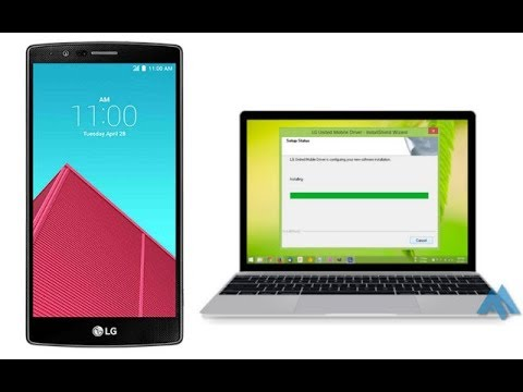 How To Install LG Mobile USB Driver