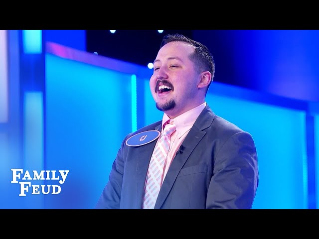 Home run Fast Money round! | Family Feud