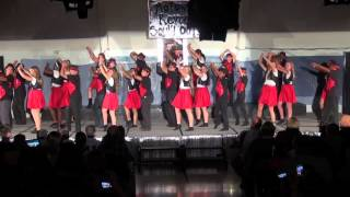 Barrett Middle School performance -Motown Soul'd Out Rec: November ...