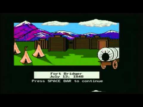 Let's Play Oregon Trail
