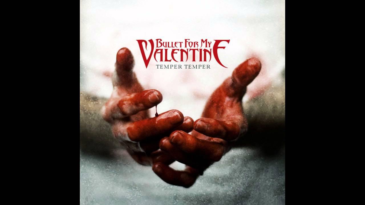Album: bullet for my valentine – temper, temper | dead press.