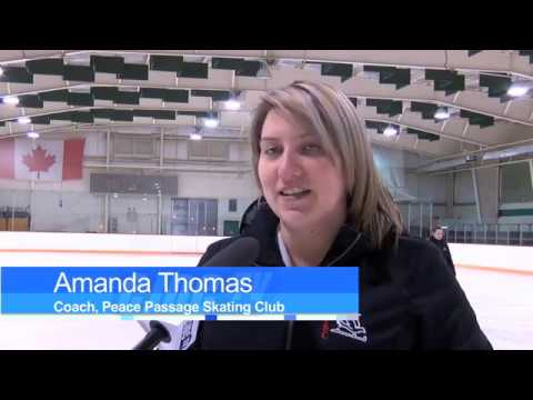 Local figure skater set to defend world title at 2017 Special Olympics World Winter Games in Austria