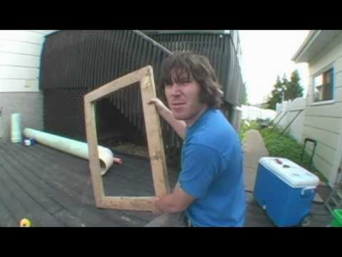 How To Hydroponics - S01E06 Solar Powered Greenhouse