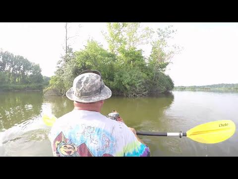 Eagle Creek Reservoir - The Small Island - June 2016