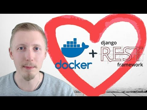 Dockerizing a Django REST Framework Project