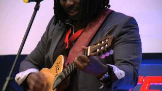Back to my guitar roots: Femi Temowo at TEDxEuston