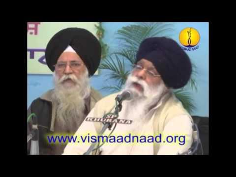 Raag Bilawal : Bhai Mohinder singh ji - Adutti Gurmat Sangeet Samellan 2011