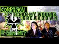 CORROSION OF CONFORMITY Clean My Wounds Reaction!!