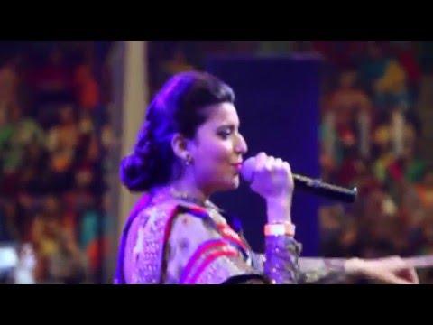 Nimrat Khaira Live Teeyan Da Mela 2016 Powerade Centre Ontario