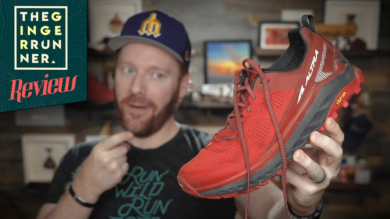 ALTRA OLYMPUS 4.0 REVIEW   The Ginger