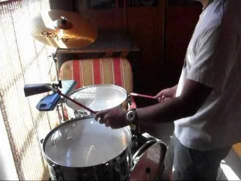 Wayne Gorbea - Lo que dice Justi - timbales