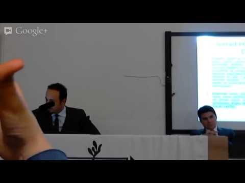 İnternet Medyası Hukuku - Ocak 2013 - 1. Oturum