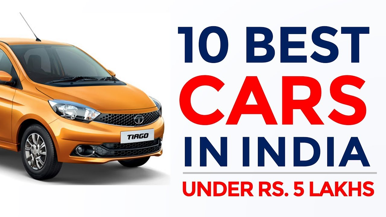 10 Best Cars Under Rs 5 Lakhs With Maximum Mileage In India 2017