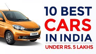 10 Best Cars Under Rs. 5 Lakhs with Maximum Mileage in India |  2017