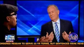Bill O'Reilly vs D.L. Hughley (10/24/2012)