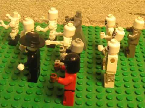 LEGO Michael Jackson Thriller   YouTube