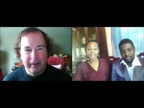 Ingram & Atiya Relationship Talk with Dr Charles Rawlings
