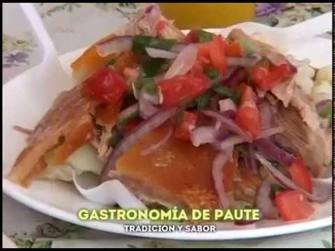Gastronomía de Paute Tradición y sabor