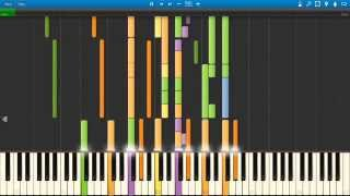 For The First Time In Forever (Reprise) - Kristen Bell & Idina Menzel | Frozen | Synthesia