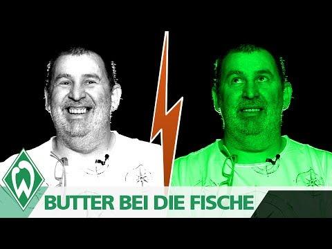 BUTTER BEI DIE FISCHE: UWE! | SV Werder Bremen