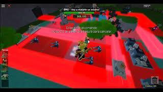 mi primera victoria del juego Tower Battles roblox