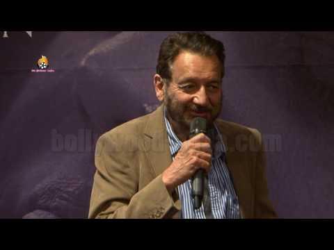 Shekhar Kapur At Launch Of A Documentary