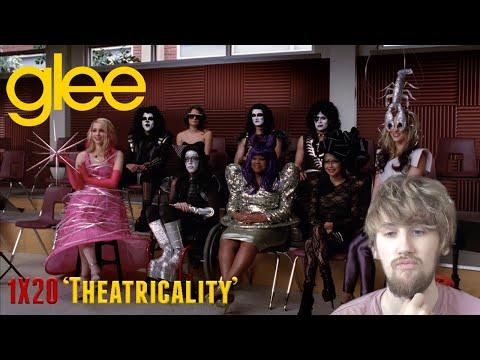 Glee Season 1 Episode 20 - 'Theatricality' Reaction