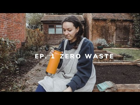 Resetting my ZERO WASTE lifestyle | Ep. 1