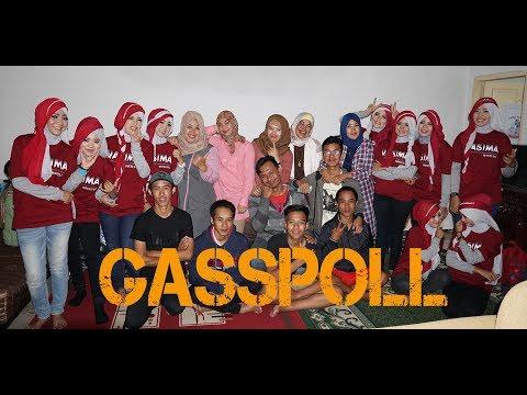 Keluarga Bu Haji NgeGASSPOLL bareng QASIMA, Gasspoll - Qasima