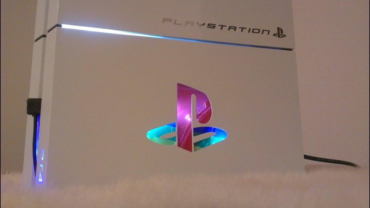 PS4 Case Modding - 6 Case Mod Designs by e✘treme