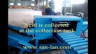 Lead acid battery breaking/завсарлага тугалга зай/Перерыв свинцовый аккумулятор