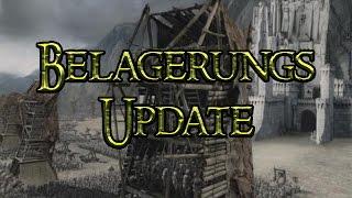 Meine Meinung zu...  dem Belagerungs-Update (Edain Mod 4.5)