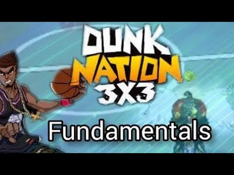 (CANT STAND UP) Dunk Nation | HOW TO DRIBBLE GODLY!!!