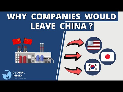 Why Companies Are Moving Out From China ? | Explained